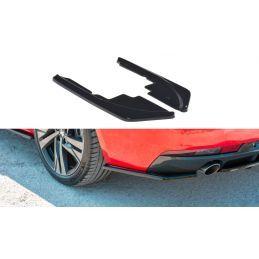 Lame du pare-chocs arriere Peugeot 508 SW Mk2 Look Carbone, 508 SW