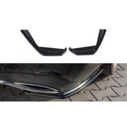 Lame Du Pare-Chocs Arrière  Mercedes-Benz E43 Amg / Amg-Line W213 Carbon Look