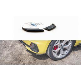 Lames De Pare-Chocs ArrièreLatérales Audi A1 S-Line GB Look Carbone, A1 GB 2018-