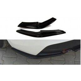 LAME DU PARE CHOCS ARRIERE BMW 1 F20/F21 M-Power (AVANT FACELIFT) Noir Brillant, Serie 1 F20/ F21