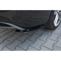 Lame Du Pare-Chocs Arriere Audi A5 S-Line 8T FL Sportback  Noir Brillant, A5/S5/RS5 8T