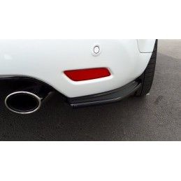 Lames De Pare-Chocs Arrièrelatérales Ford S-Max Titanium Mk1 Fl Gloss Black