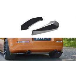 Maxton design Lame Du Pare-Chocs Arrière Nissan 350z Gloss Black