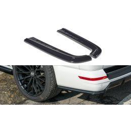 Lame du pare-chocs arriere  Volkswagen T6 Noir Brillant, T6