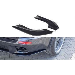 Lame du pare-chocs arriere  BMW X5 E70 Facelift M-pack Noir Brillant, X5 E70