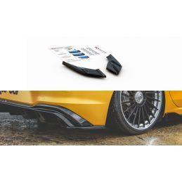 Lame Du Pare-Chocs Arrière VW Golf 8  Noir Brillant, Golf 8