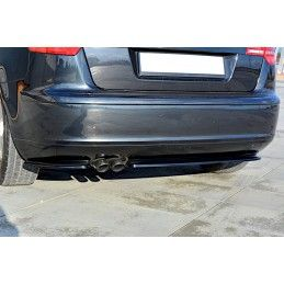 Lame Du Pare-Chocs Arriere Audi A3 Sportback 8P / 8P Facelift  Texturé, A3/ S3/ RS3 8P