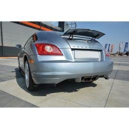 Lame Du Pare-Chocs Arrière Chrysler Crossfire Textured