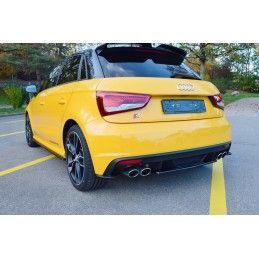 Lame Du Pare-Chocs Arriere Audi S1 8X  Texturé, A1 8X