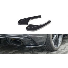 Lame Du Pare-Chocs Arriere Audi RS3 8V FL Sportback Texturé, A3/S3/RS3 8V