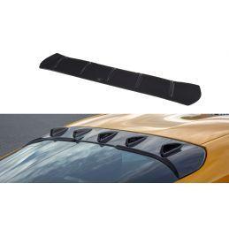 Maxton design Le Prolongement De La Lunette Arrière Toyota Supra Mk5 Gloss Black