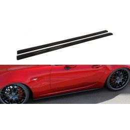 RAJOUTS DES BAS DE CAISSE POUR Mazda MX-5 IV Look Carbone, MX-5