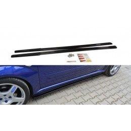 Rajouts Des Bas De Caisse Pour Ford Focus RS Mk1 Look Carbone, Focus Mk1 / RS