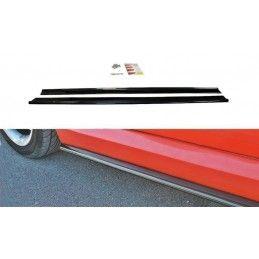 Rajouts Des Bas De Caisse Fiat Stilo Schumacher Version Carbon Look