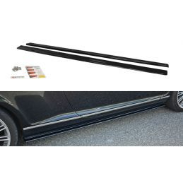 Maxton design Set Des Diffuseur Des Bas De Caisse Bentley Continental Gt Carbon Look