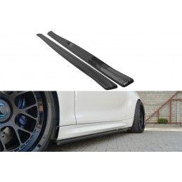 Maxton design Set Des Diffuseur Des Bas De Caisse Bmw M2 F87 Coupé Carbon Look