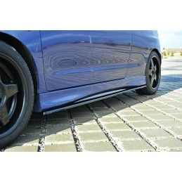 Set Des Diffuseur Des Bas De Caisse Seat Ibiza Mk2 Facelift Cupra Carbon Look