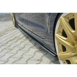 Set Des Diffuseur Des Bas De Caisse Volkswagen Jetta Mk6 Sedan Avant Facelift Carbon Look