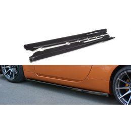 Maxton design Set Des Diffuseur Des Bas De Caisse Nissan 350z Carbon Look
