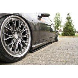 Set Des Diffuseur Des Bas De Caisse Mercedes Cl 500 C216 Amgline Carbon Look