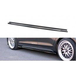 Set Des Diffuseur Des Bas De Caisse Vw Golf Mk6 Gti/ Gtd Carbon Look