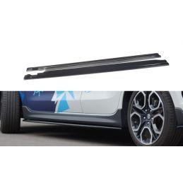 Maxton design Set Des Diffuseur Des Bas De Caisse Suzuki Swift 6 Sport Carbon Look