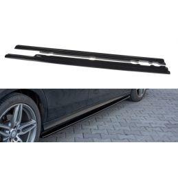 Set Des Diffeuseur Des Bas De Caisse Mercedes-Benz E43 Amg / Amg-Line W213 Carbon Look