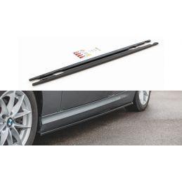 Rajouts Des Bas De Caisse Bmw 3 E90/E91 Facelift Carbon Look