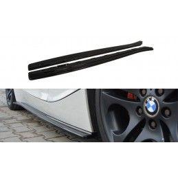 RAJOUTS DES BAS DE CAISSE POUR BMW Z4 E85 / E86 (AVANT FACELIFT) Noir Brillant, Z4 E85/ E86