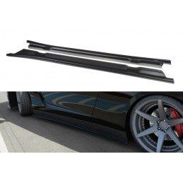 Set Des Diffuseur Des Bas De Caisse Nissan Gt-R Avant Facelift Coupe (r35-series) Gloss Black