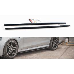 Rajouts Des Bas De Caisse Mercedes-Benz E63 Amg Estate S213 Gloss Black