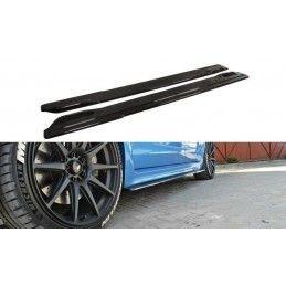 Maxton design Rajouts Des Bas De Caisse Pour Subaru Impreza Wrx Sti 2009-2011 Textured