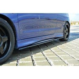 Set Des Diffuseur Des Bas De Caisse Seat Ibiza Mk2 Facelift Cupra Textured