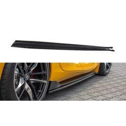 Maxton design Set Des Diffeuseur Des Bas De Caisse V.1 Toyota Supra Mk5 Textured