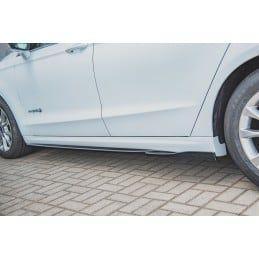 Rajouts Des Bas De Caisse Ford Mondeo Mk5 Facelift Textured