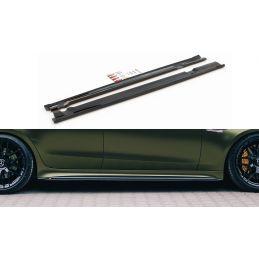 Rajouts Des Bas De Caisse Mercedes-Amg Gt 63s 4-Door Coupe Textured