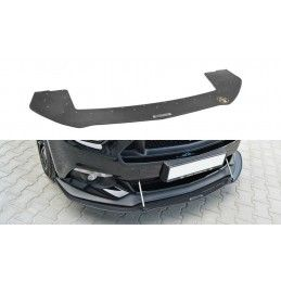 Sport Lame Du Pare-Chocs Avant Ford Mustang Gt Mk6 Abs