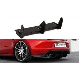 DIFFUSEUR ARRIERE VW POLO MK5 GTI APRES FACELIFT , Polo Mk5 6R