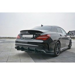 DIFFUSEUR ARRIERE V.1 Mercedes CLA A45 AMG C117 Facelift , CLA