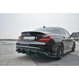 Diffuseur Arrière V.1 Mercedes Cla A45 Amg C117 Facelift