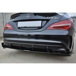 DIFFUSEUR ARRIERE V.3 Mercedes CLA A45 AMG C117 Facelift , CLA