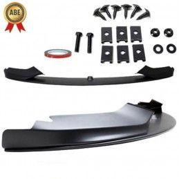 Maxton design Frontspoiler Sport-Performance Bmw 4 F32 F33 F36 Black Matt With M-Package