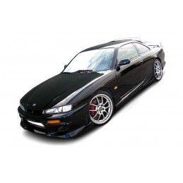 Set Des Bas De Caisse Nissan 200 Sx S14a No Primed