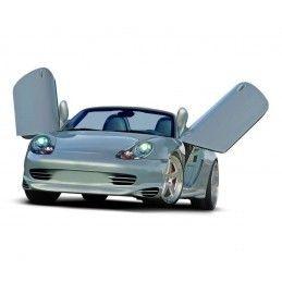 Set Des Bas De Caisse Porsche Boxter No Primed
