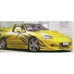 Maxton design Pare-Chocs Avant 2 Honda Crx Del Sol No Primed