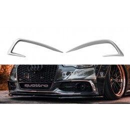 Maxton design Cadres Pour Lumières Audi S6 / A6 S-Line C7