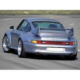 Pare-Chocs Arrière Porsche 911 Turbo Serie 993 No Primed