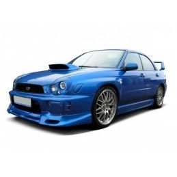 Écope De Capot Subaru Impreza Mk2 (2001-2002) No Primed