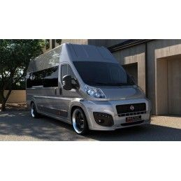 Pare-Chocs Avant Fiat Ducato Iii Sans Led No Primed