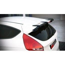 Maxton design Becquet Extension Ford Fiesta St Mk7 Fl Primed